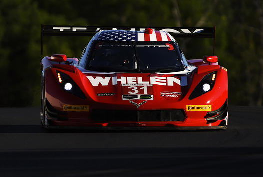 IMSA WEATHER 2016 ROAD AMERICA VICTOIRE de la CORVETTE DP ACTION EXPRESS