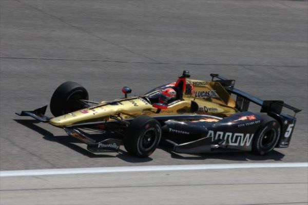 INDYCAR-2016-FORT-WORTH-TEXAS-27-aout-JAMES-HINCHCLIFFE