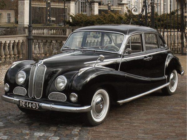 La BMW Type 502.