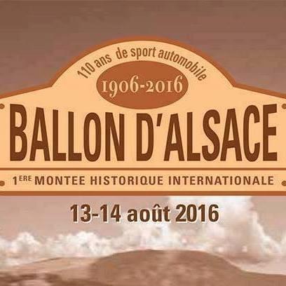 MONTEE HISTORIQUE BALLON ALSACE AOUT 2016 -