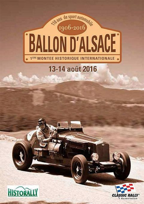 MONTEE HISTORIQUE BALLON ALSACE AOUT 2016