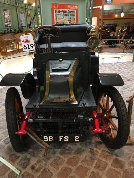MUSEE-AVENTURE-PEUGEOT-Type-56-Tonneau-de-1904-Photo-Autonewsinfo