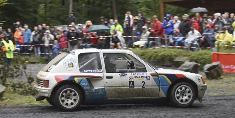 Rallye groupe