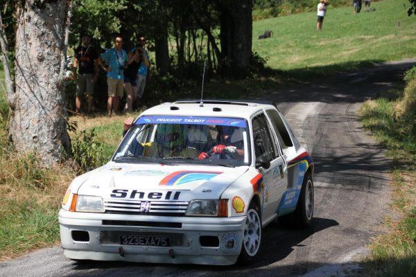 VOSGES-RALLYE-FESTIVAL-2016-205-Turbo-16-Evo-1-de-1985-de-Timo-SALONEN-et-Jean-DUBY-Photo-Eric-PETITDIDIER.