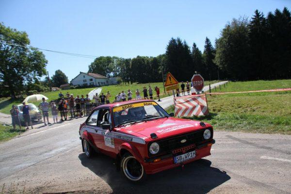 VOSGES-RALLYE-FESTIVAL-2016-FORD-Escort-de-1977-des-Allemands-Markus-DANIELSMEIER-et-Heinz-DRUGE-Photo-Eric-PETITDIDIER