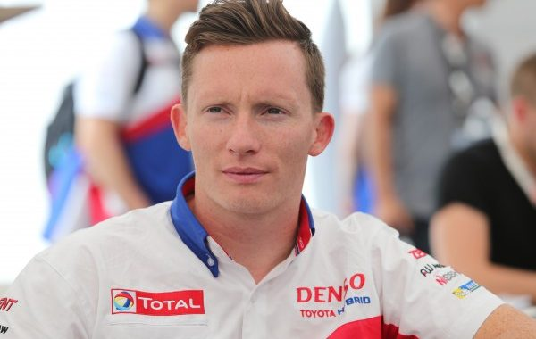 WEC-2016-Mike-CONWAY, pilote TOYOTA