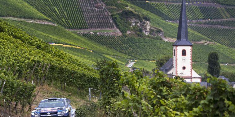 Sébastien Ogier (F), Julien Ingrassia (F) Volkswagen Polo R WRC (2016) WRC Rally Germany 2016