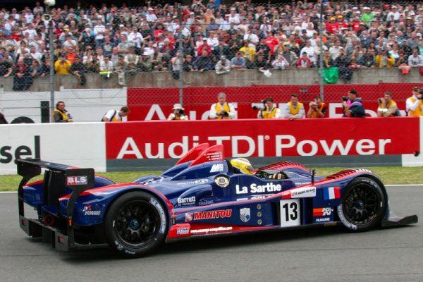 24HEURES-du-Mans-2007-Courage-LC70-LMP1-N°¦13-de-Jean-Marc-Gounon-Guillaume-Moreau-et-Stefan-Johansson-®-Photo-Michel-Picard.
