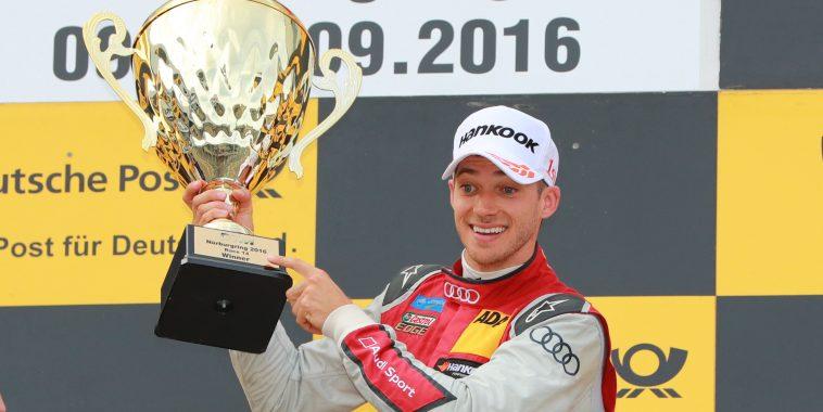 DTM 2016 NURBURGRING - Edoardo Mortara Audi Sport Team Abt Sportsline, Audi RS5.j