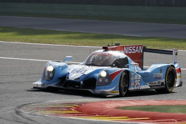 ELMS 2016 SPA - LIGIER JSP2 du Team ALGARVE - Photo Davy DELIEN.