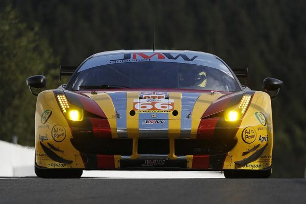 ELMS-2016-SPA-La-FERRARI-F458-du-Team-JMW-Photo-Daniel-DELIEN