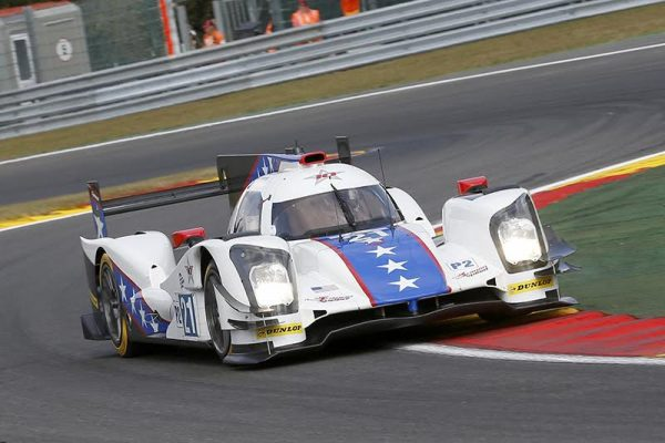 ELMS 2016 SPA ORECA 05 Team DRAGONSPEED en pole avec Nicolas LAPIERRE- Photo - Davy DELIEN.