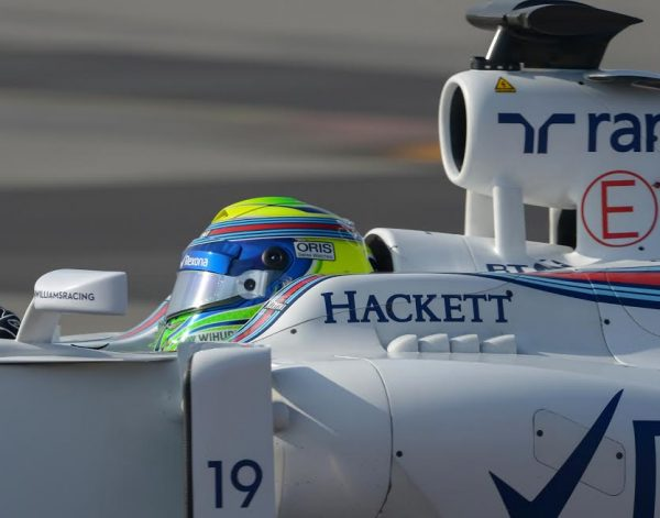 F1 2016 Casque - Felipe MASSA- Photo Antoine CAMBLOR.