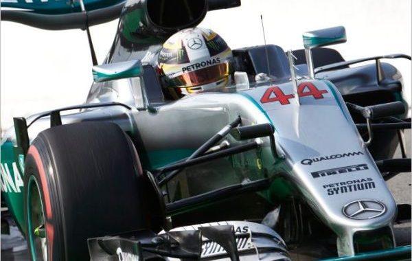 F1 2016  MONZA  Lewis HAMILTON MERCEDES W07