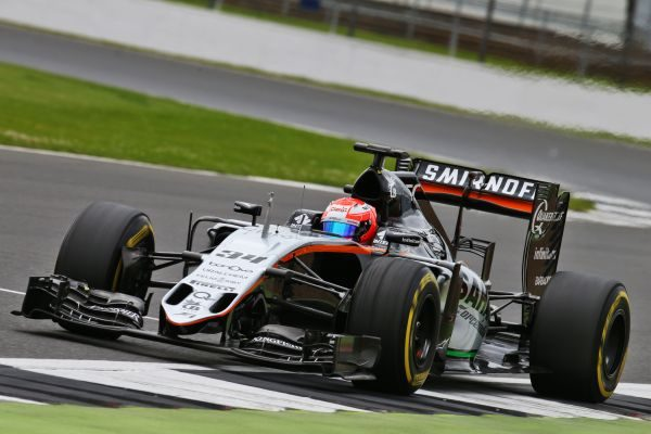 F1-2016-SILVERSTONE-TEST-Mardi-12-juillet-NIKITA-MAZEPIN-FORCE-INDIA-MERCEDES