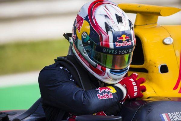 GP2 2016 MONZA -Pierre GASLY conserve la tête du Championnat mais l'écart se resserre ave son propre équipier GIOVINAZZI.