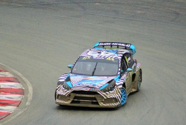 LOHEAC RX 2016- KEN BLOCK - photo Emmanuel LEROUX.