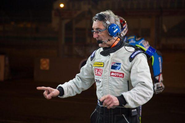 MOTO ENDURANCE MONDIAL 2016 - Le Chef à la baguette aux 24 H Mans 2016 © photo Michel Picard pour Autonewsinfo