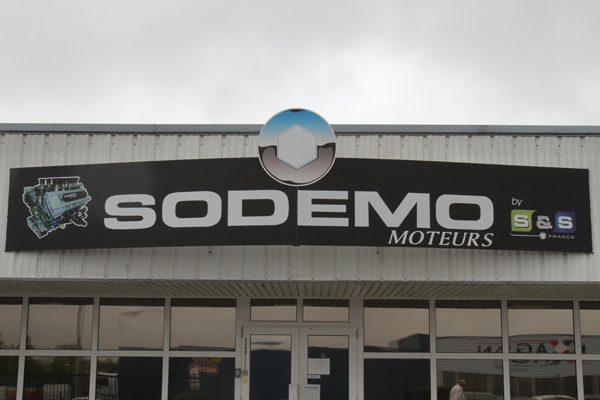 SODEMO-Entrée-atelier-MAGNY-COURS-Photo-Gilles-VITRY-autonewsinfo
