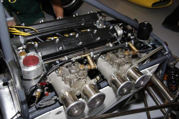 SPA 6 HEURES 2016 - Le célèbre moteur Coventry Climas de 1500cc de F1 des années 60-© Manfred GIET-.