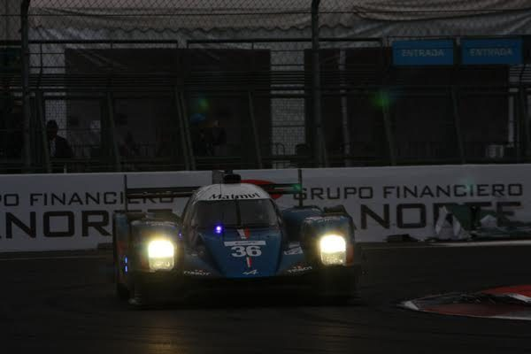 WEC 2016 MEXICO ALPINE A460, la N°36 Photo Gérardo ISOARD.