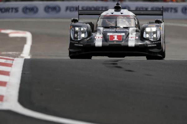 WEC 2016 MEXICO - La PORSCHE 919 N°1 Photo Jiri KRENEK