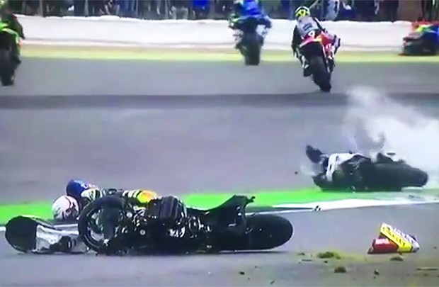 LE CRASH BAZ-ESPARGARO