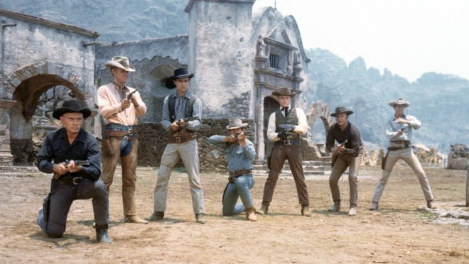 """THE MAGNIFICENT SEVEN"", MERCI D'EXIS TER"
