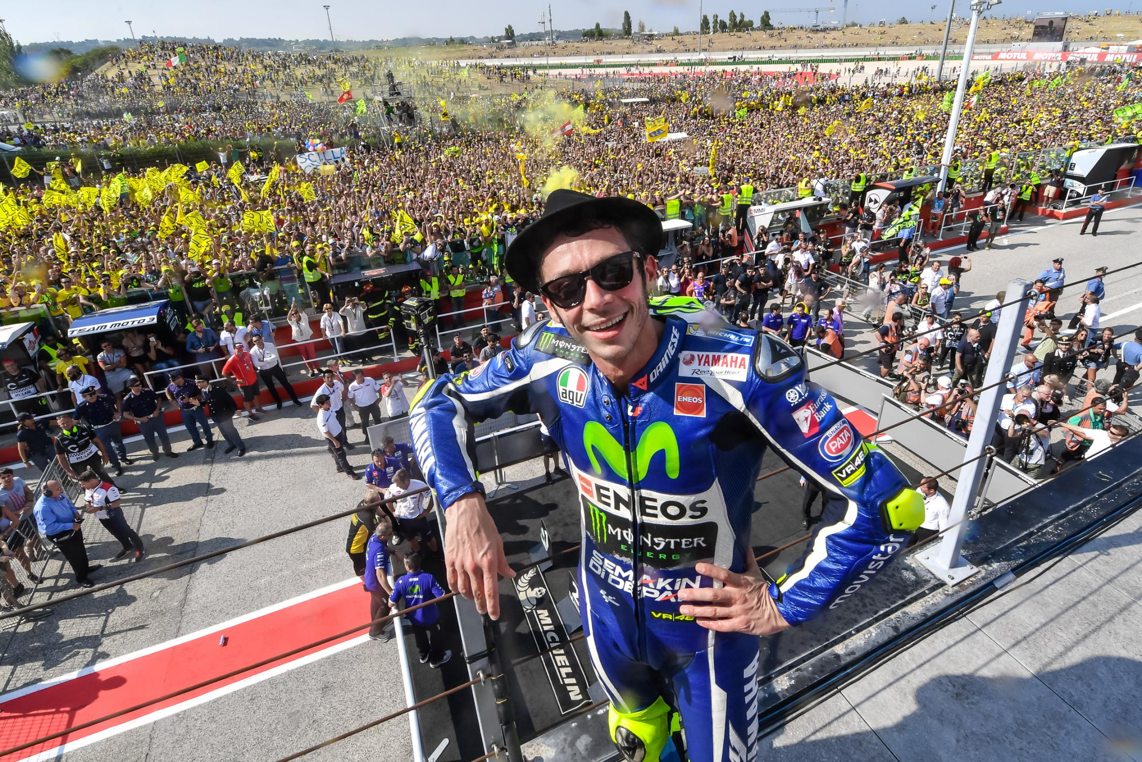 MISSION QUASIMENT IMPOSSIBLE POUR ROSSI