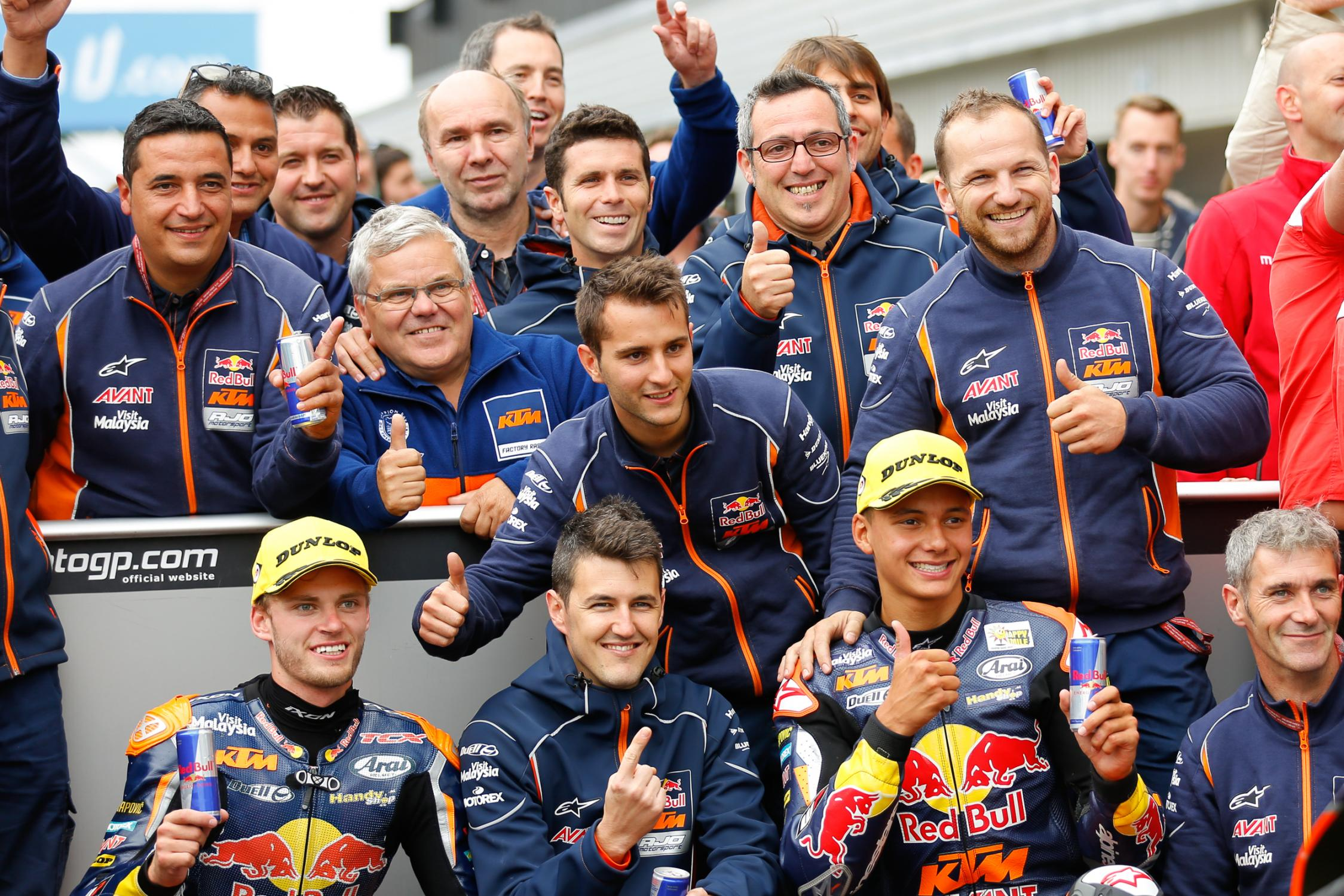 LE TEAM KTM AUX ANGES