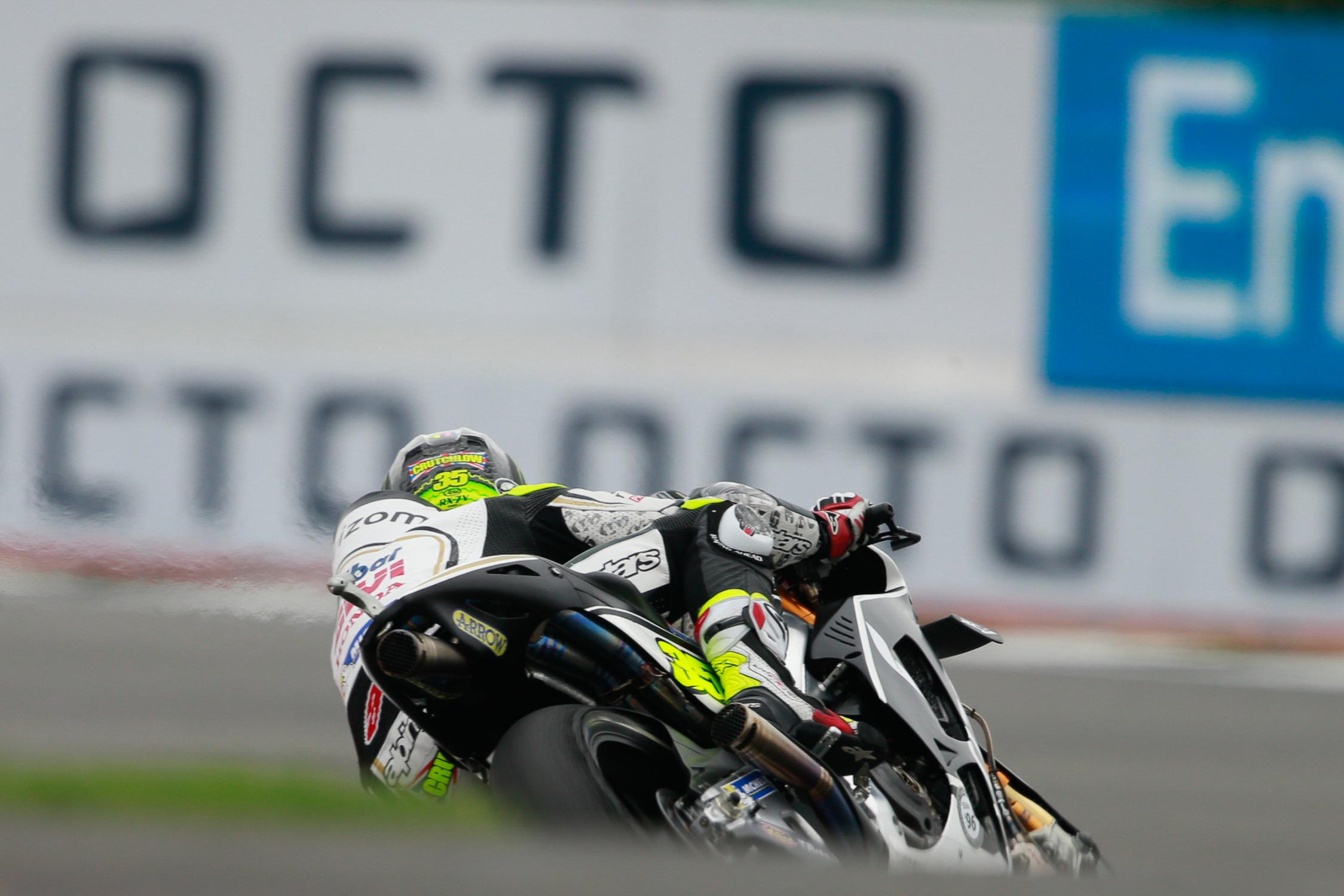 CRUTCHLOW THE HERO