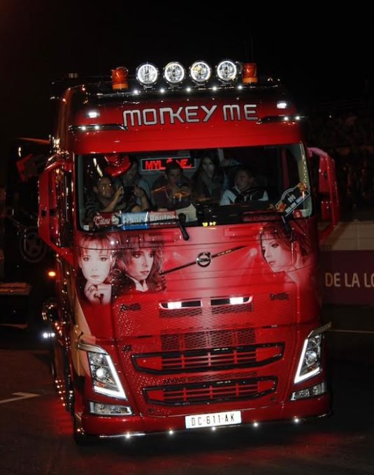 24 HEURES DU MANS CAMION 2016 - La Parade - Photo - Thierry COULIBALY