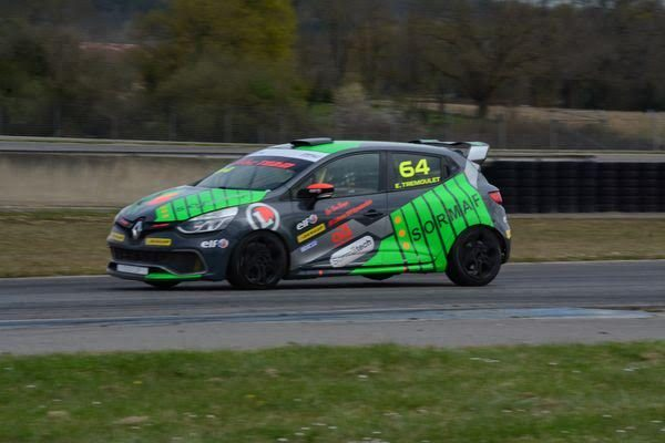 CLIO CUP 2016 Eric TREMOULET Photo Nicolas PALUDETTO