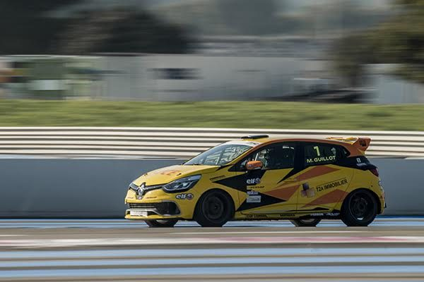 CLIO-CUP-2016-PAUL-RICARD-30-Octobre-GUILLOT-Photo-Edgard-BELLEC