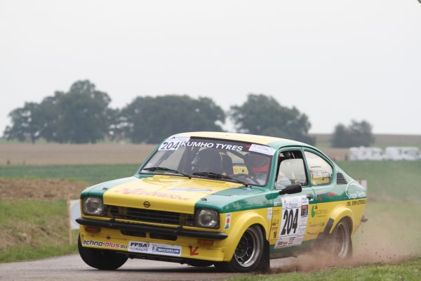 COUPE DE FRANCE DES RALLYES Finale a LUNEVILLE 14 OCTOBRE- GUILLEMIN Photo Eric PETITDIDIER