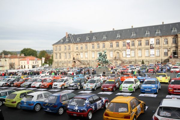 COUPE DE FRANCE DES RALLYES Finale a LUNEVILLE 14 OCTOBRE- Photo Eric PETITDIDIER
