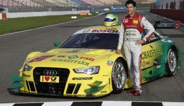 Schaeffler Audi RS 5 DTM #19 (Audi Sport Team Phoenix), Mike Rockenfeller