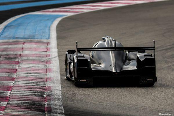 Premier roulage de l'Oreca 07, circuit Paul Ricard, du 25 au 27 octobre 2016. © Alexis Goure