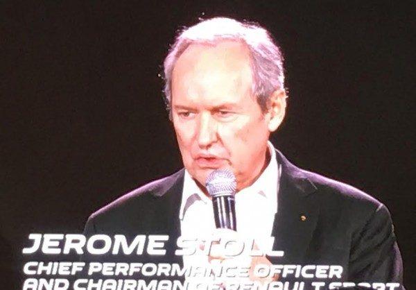 F1-2016-Présentation-Equipe-nouvelle-RENAULT-Jerome-STOLL-Directeur-general-du-Groupe-RENAULT