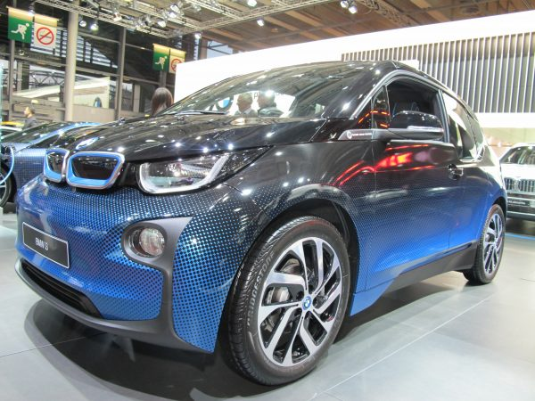 BMW i3 image © Jacques SamAlens (StrategiesAutoMotiove Communications)