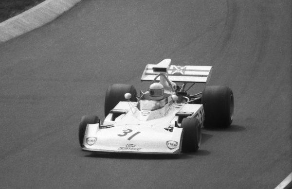 J.MASS-Surtees TS14A en 1973 à ses débuts en F-1--© Manfred GIET