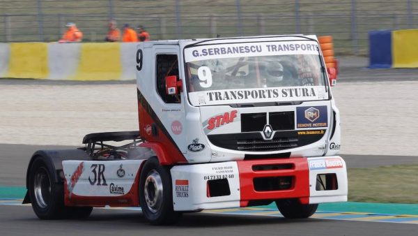 LE MANS 24 H Camions 2016 Adam LACKO Camion FREIGHTLINER Photo Thierry COULIBALY