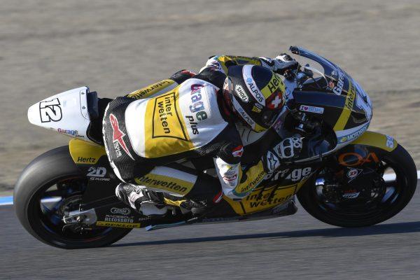 MOTO 2 2016 GP JAPON MOTEGI LUTHI 1er