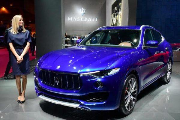Mondial 2016 - Même les constructeurs sportif se lancent dans la gamme comme Maserati- Photo Daniel Nauly