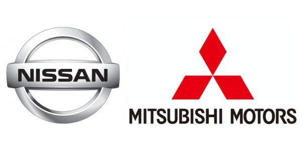 nissan-mitsubishi-logo