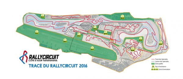 RALLYE-CIRCUIT-2016-le-tracé-sur-le-circuit-PAUL-RICARD.