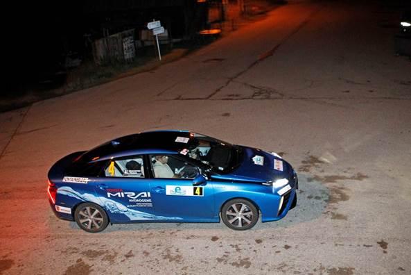 RALLYE e MONTE CARLO 2016 Les FUTURS vainqueurs Artur PRUSAK et Thierry BENCHETRIT