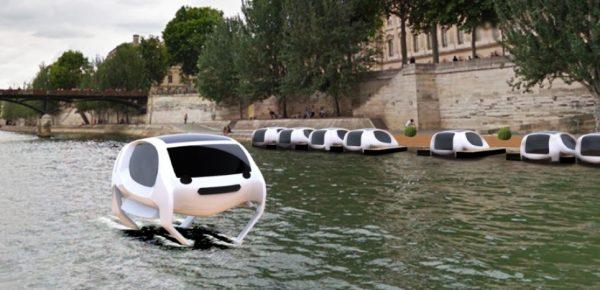 SEA BUBBLE - Des-voitures-qui-voleront-bientot-au-dessus-de-la Seine