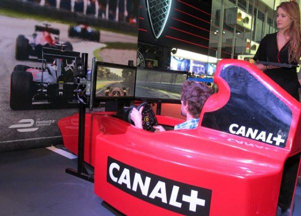 Petit simulateur statique chez CANAL+