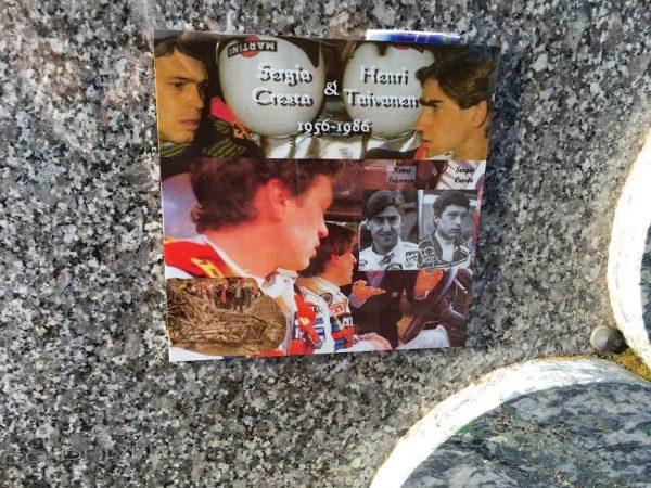 TOUR de CORSE HISTORIQUE 2016 - A CASTIRLA HOMMAGE A HENRI TOIVONEN et SERGIO CRESTO - Photo AUTONEWSINFO